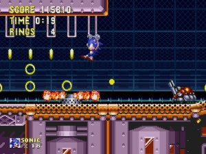 Sonic & Knuckles Gameplay