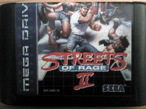 03 - streets of rage II blue label
